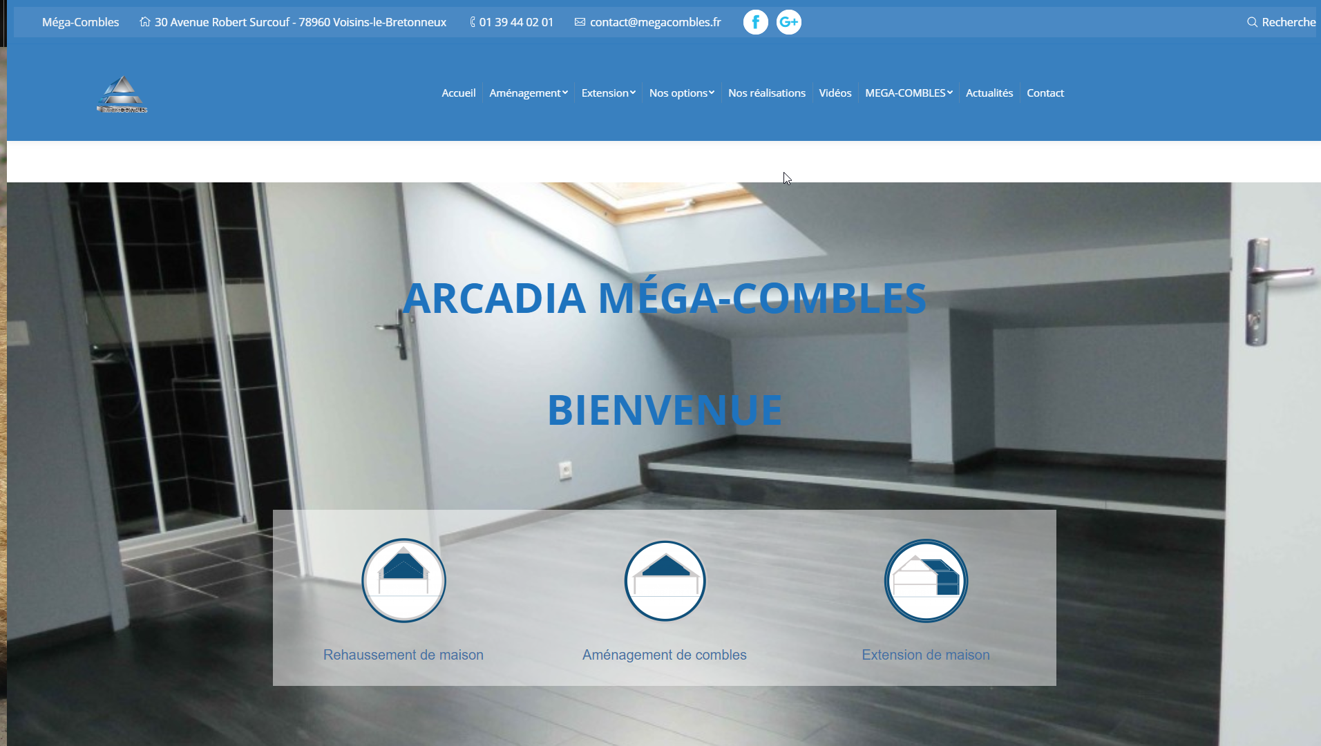photo site Méga-combbles
