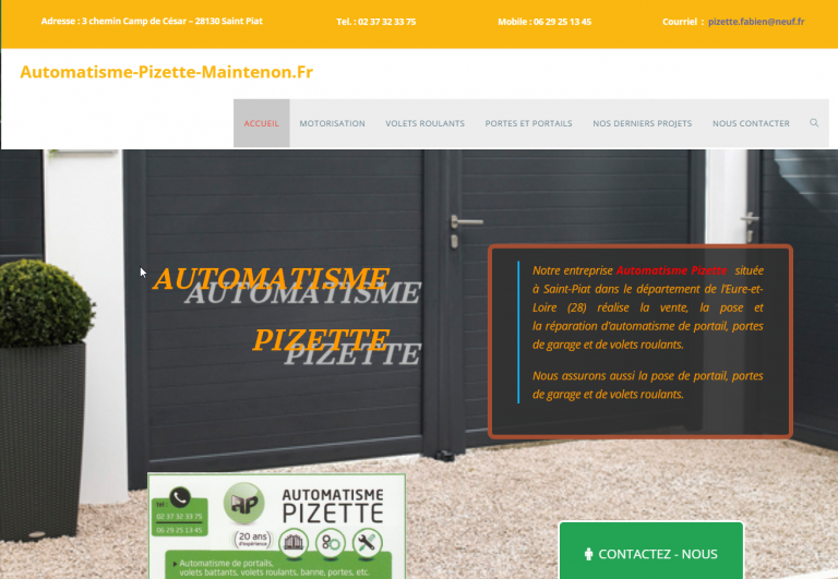 photo site automatisme-pizette