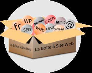 la Boîte à Site Web